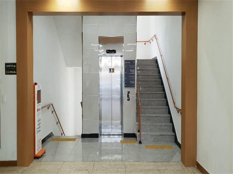 처인구, 청사 개청 36년 만에 엘리베이터 설치