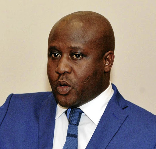 Bongani Bongo was a backbench MP before joining the cabinet last month.