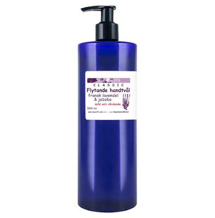MacUrth Flytande Ekologisk tvål med Fransk Lavendel och Jojoba 500 ml