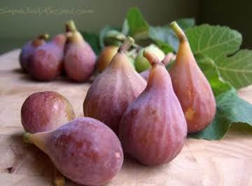 Fresh Fig Fettuccine
