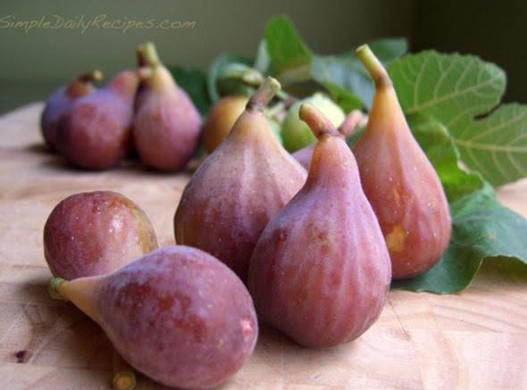 Figs: The Perfect Partner For Pasta.