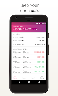 Bytecoin Wallet- screenshot thumbnail