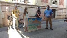 Colectivos ecologistas pedirán una investigación de la UE sobre el proyecto del hotel en Genoveses.