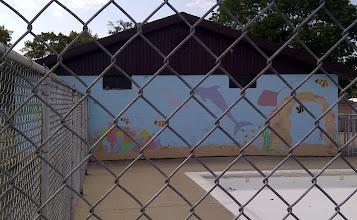 Photo: Covington IN  mural