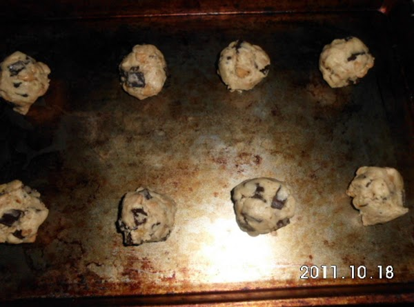 Mix flour, baking soda and salt together.  In another bowl, beat softened butter,...