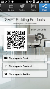 SMET Building Products- screenshot thumbnail
