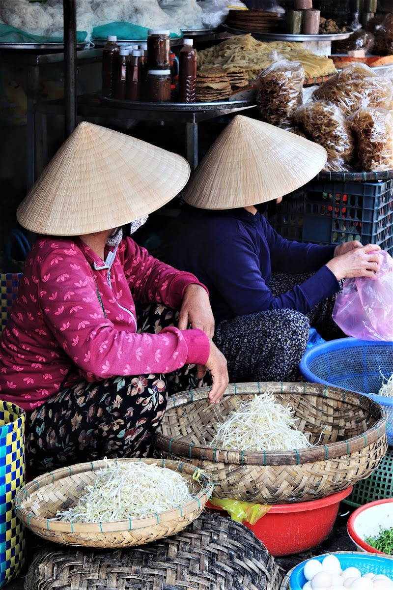il mercato di Hoi An in Vietnam di MONINIK73