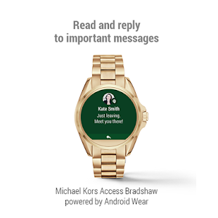 Android Wear - Smartwatch- screenshot thumbnail