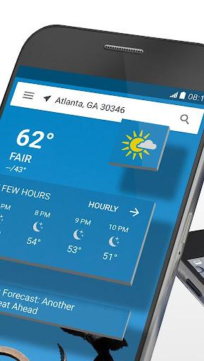 The Weather Channel: Live Forecast & Radar Maps Screenshot