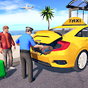 Grand Taxi Simulator : Modern Taxi Games 2021 icon