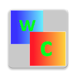 Word Cards Icon