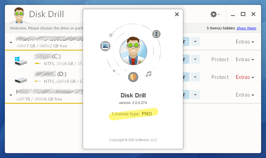 Download Disk Drill Pro [Windows] | 100% Crack Version