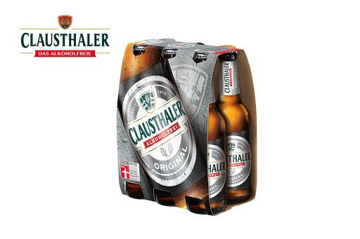 Bild für Cashback-Angebot: Clausthaler Original - Clausthaler