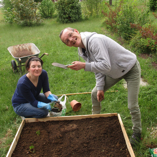 Jardinage à la Ruisselée