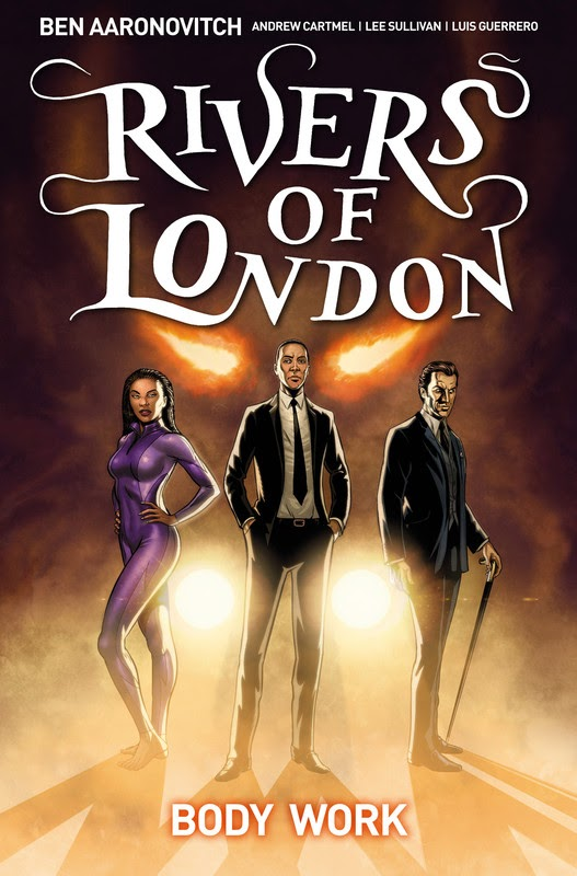 Rivers of London: Body Work (2015) - complete