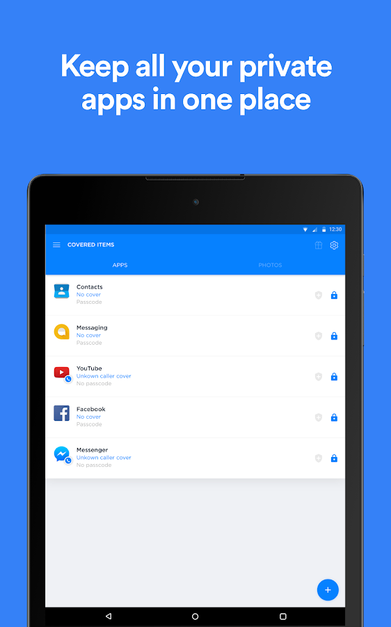Hotspot Shield Privacy Wizard- screenshot