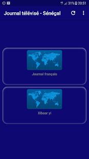 Journal Tv Sénégal for PC-Windows 7,8,10 and Mac apk screenshot 5