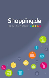 Shopping.de  App- screenshot thumbnail