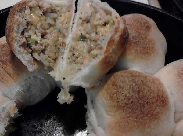 Boudain Stuffed Rolls Recipe