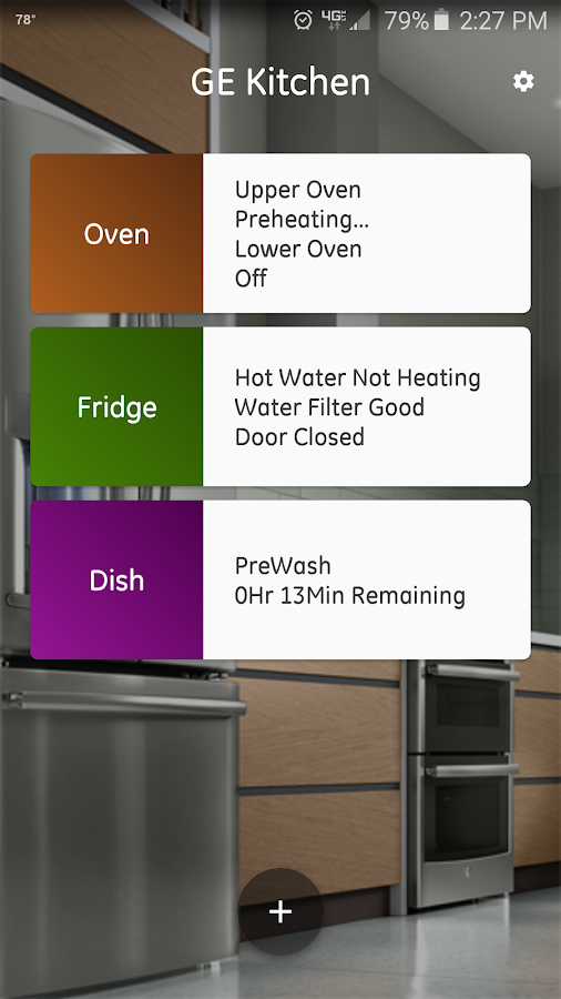 Kitchen - GE Appliances - Android Apps on Google Play