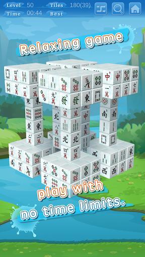 Stacker Mahjong 3D screenshot 4