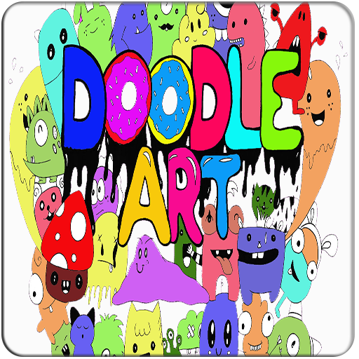 Doodle Name Art Ideas