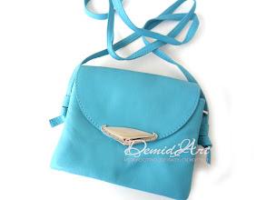 Photo: Модель V1279 Новинка! Еще одна малышка-кроссбоди. Подробнее.. http://demidart.com/index.php/bags-for-woman/crossbodies