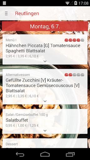 Mensa Reutlingen