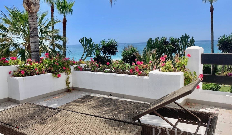 Maison avec jardin et terrasse Estepona