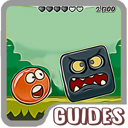 Gudes of red ball 4
