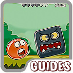 Gudes of red ball 4 Icon