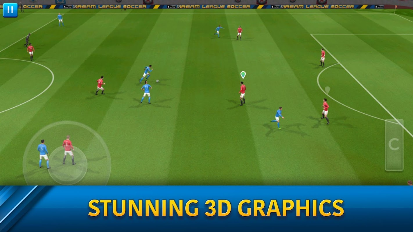 Dream League Soccer 2019 screenshots