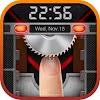 Funny Chainsaw Lock Screen App APK