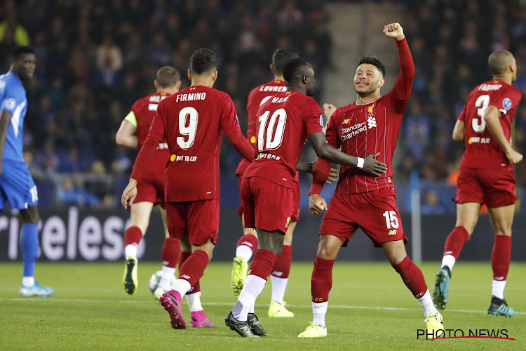 KRC Genk - Liverpool