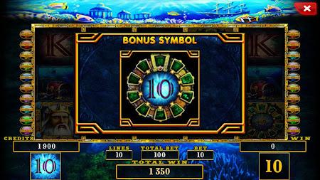 Ocean Lord - slot 1.2.3 screenshot 355457
