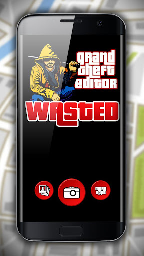 Wasted Photo Editor - Grand Theft Gangster Maker 1.1 screenshots 1