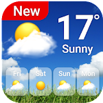 Live Weather Forecast: Weather Radar & Wind Map icon
