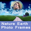 Beautiful 3D Earth Photo Collage Frames icon