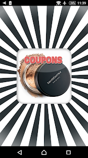 Coupons for bareMinerals - náhled