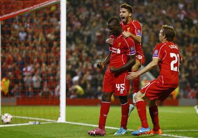 Super Mario donne la victoire à Liverpool malgré un but de Dembélé