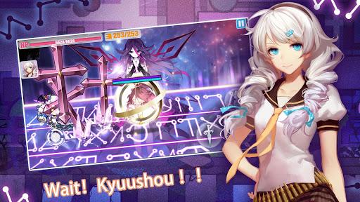 Guns Girl - Honkai Gakuen  screenshots 4