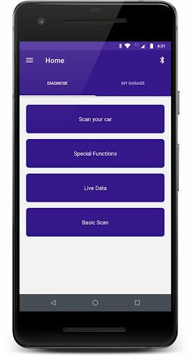 GaragePro (OBD 2 & Car Diagnostics tool) 1.9.6 screenshots 1