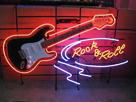 Gitarr Rock & Roll