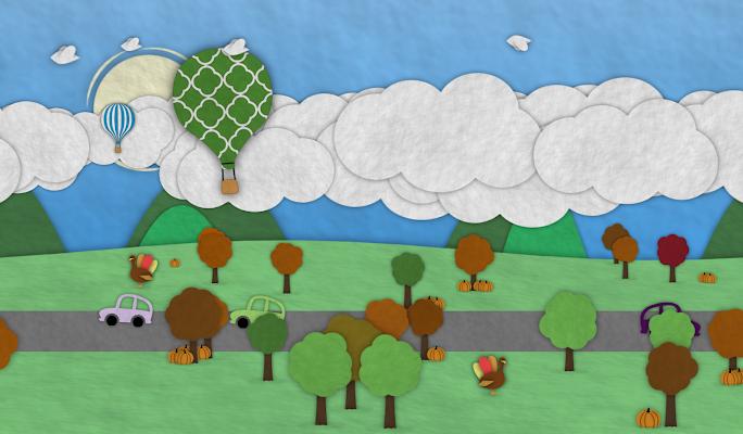 Paperland Pro Live Wallpaper Screenshot Image