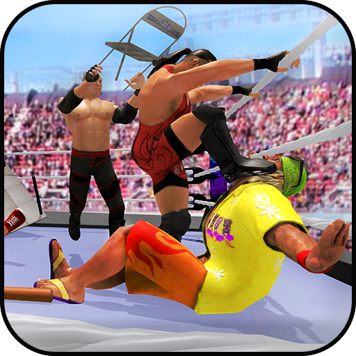 World Wrestling Mania: New Wrestling Fight Game