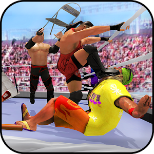 World Wrestling Mania: New Wrestling Fight Game