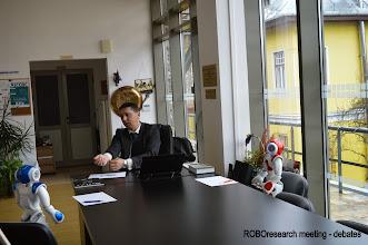 Photo: 4. ROBOresearch meeting - debates