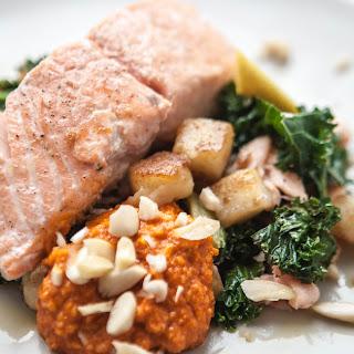 Romesco Salmon Recipe
