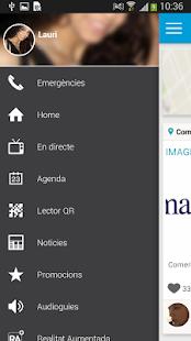 Gironain. Ajuntament Girona - screenshot thumbnail