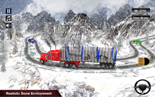Zoo Animal Transporter Truck 3D Game for PC